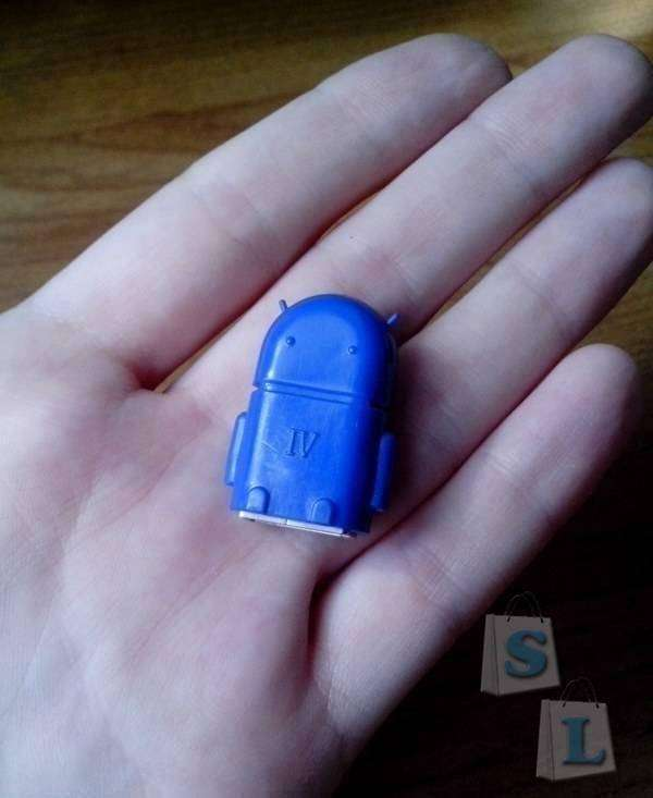 Aliexpress: Micro USB - USB адаптер