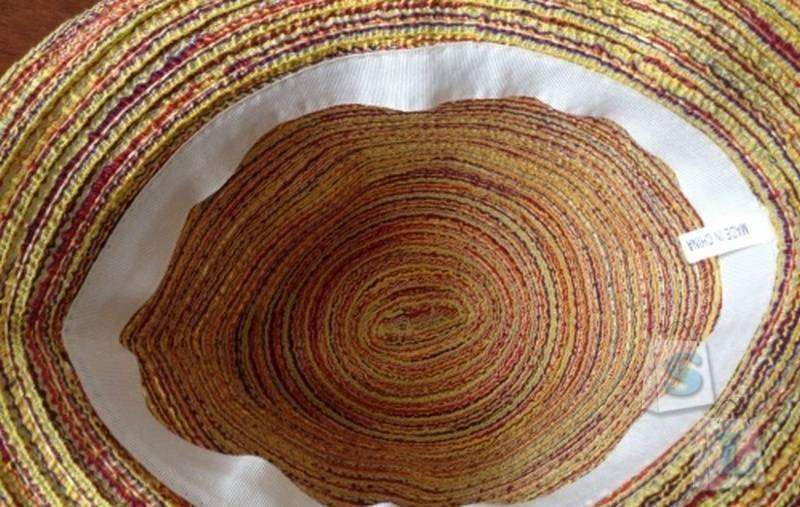 Aliexpress: Пляжная шляпка