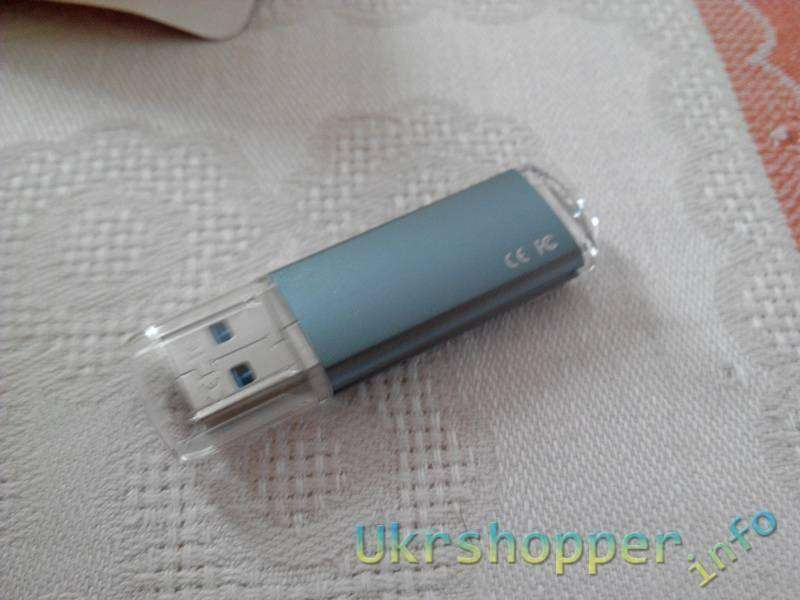 TinyDeal: Неплохая флешка на 16GB USB 3.0 от бренда SILICON POWER