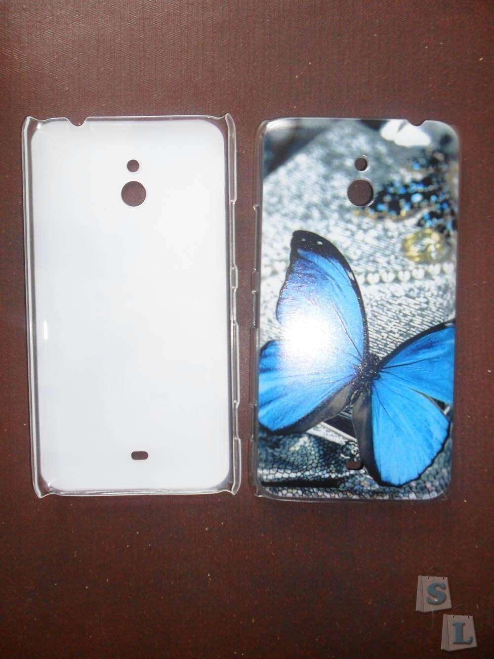 Aliexpress: Два бампера для Nokia Lumia 1320