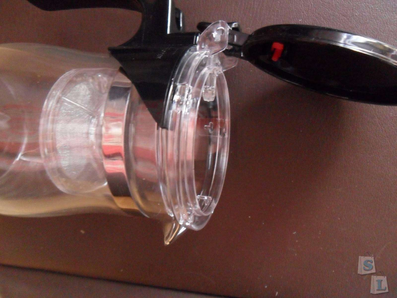 DealExtreme: Tea pot - чайник-заварник.