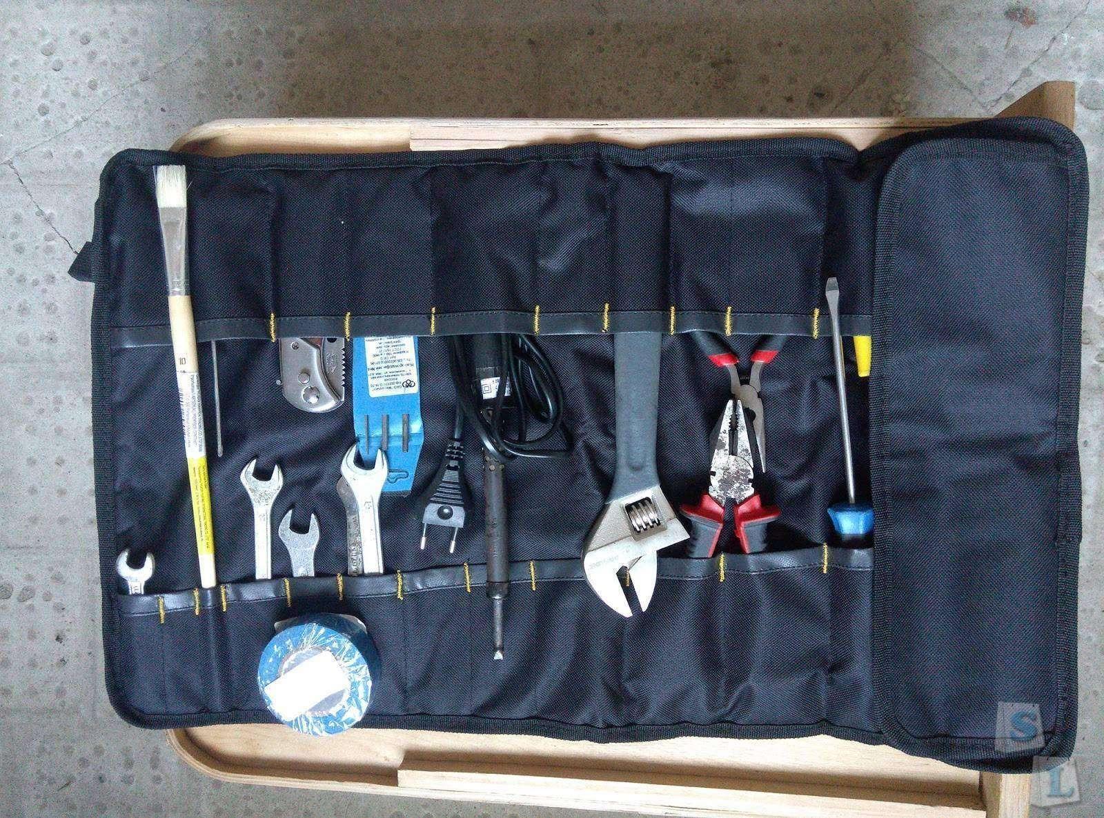Aliexpress: Сумка для инструментов Оксфорд