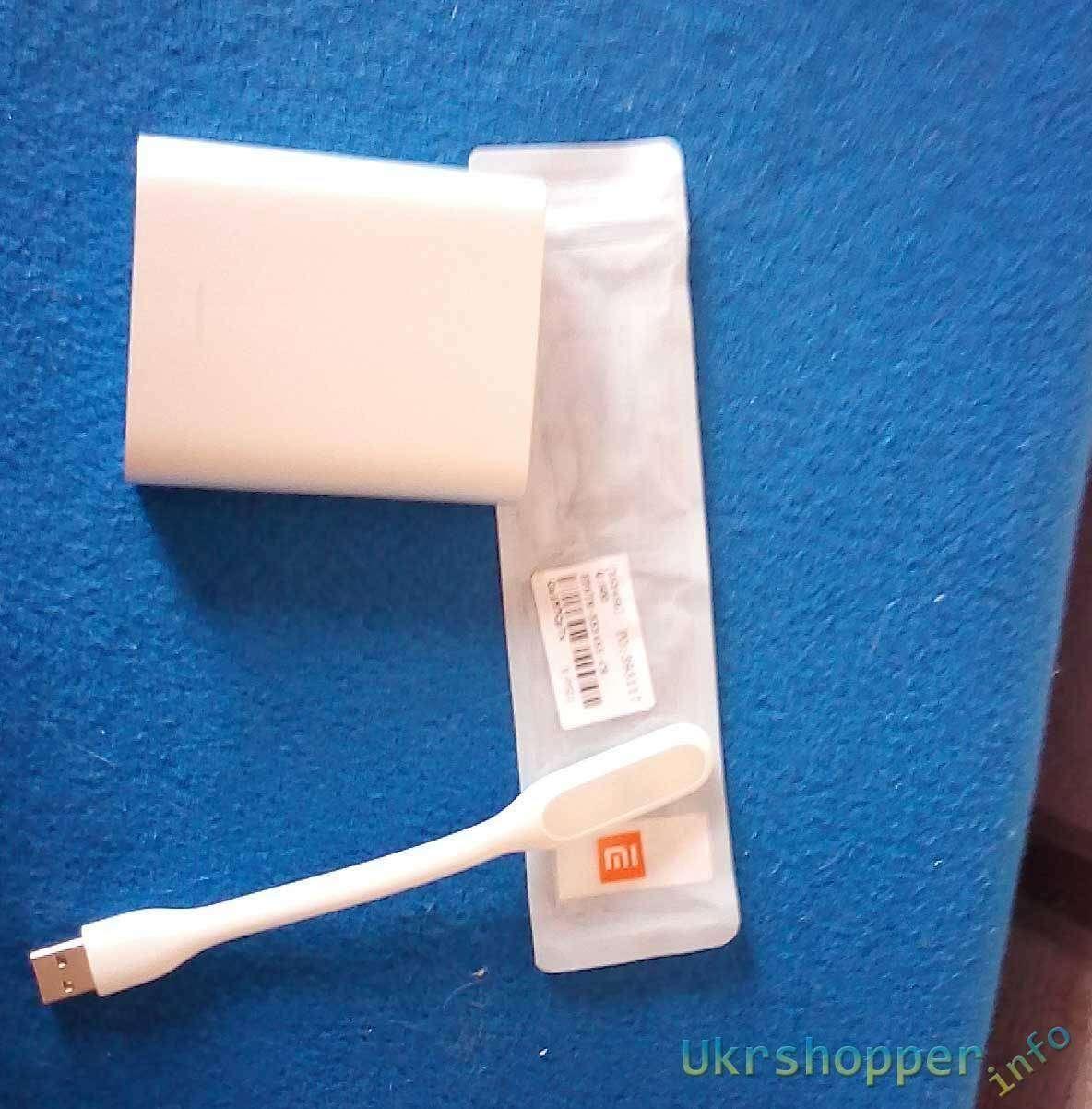 TinyDeal: Светодиодная USB лампа от Xiaomi.