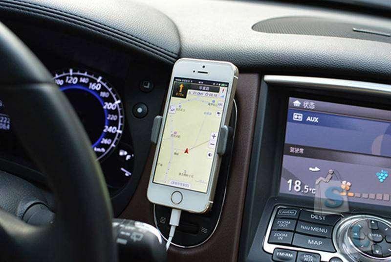 DD4: Автомобильный держатель  предназначен для телефонов с диагональю экрана от 3,5 до 5,7 дюймов, например, все модели iPhone, в том числе и iPhone 6 Plus. .31