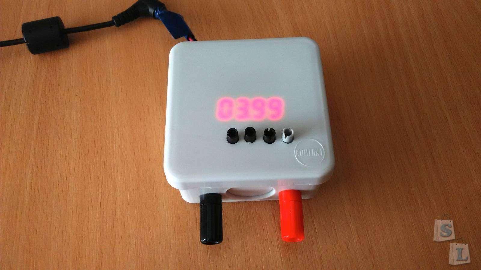 Banggood: B3603 DC LED Digital Controlled Step Down Driver Power Module или универсальный блок питания своими руками.