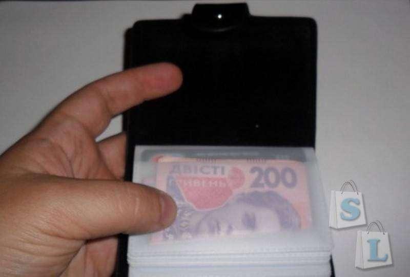 TinyDeal: Холдер для карточек
