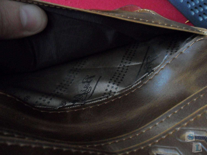 Aliexpress: Не очень качественный кошелек