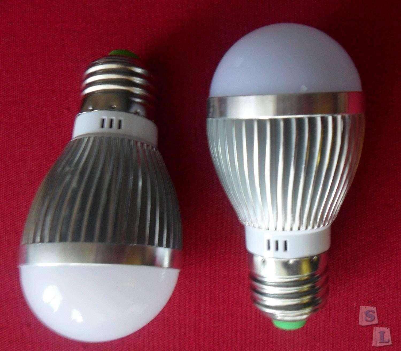 Miniinthebox: Не очень яркая светодиодная лампа