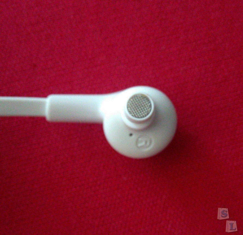 TinyDeal: Молодежные Xiaomi Piston Youth Edition с плоским кабелем.