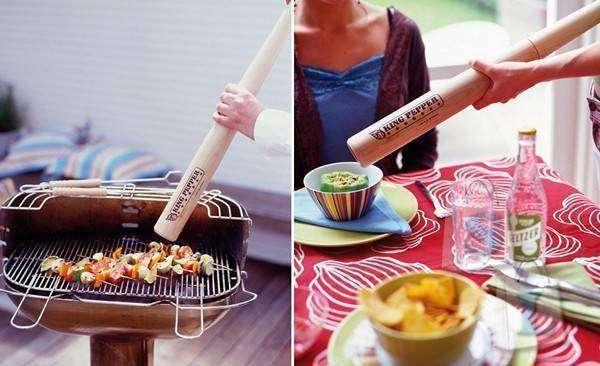 TinyDeal: Полезный гаджет для кухни - Мельница для перца.