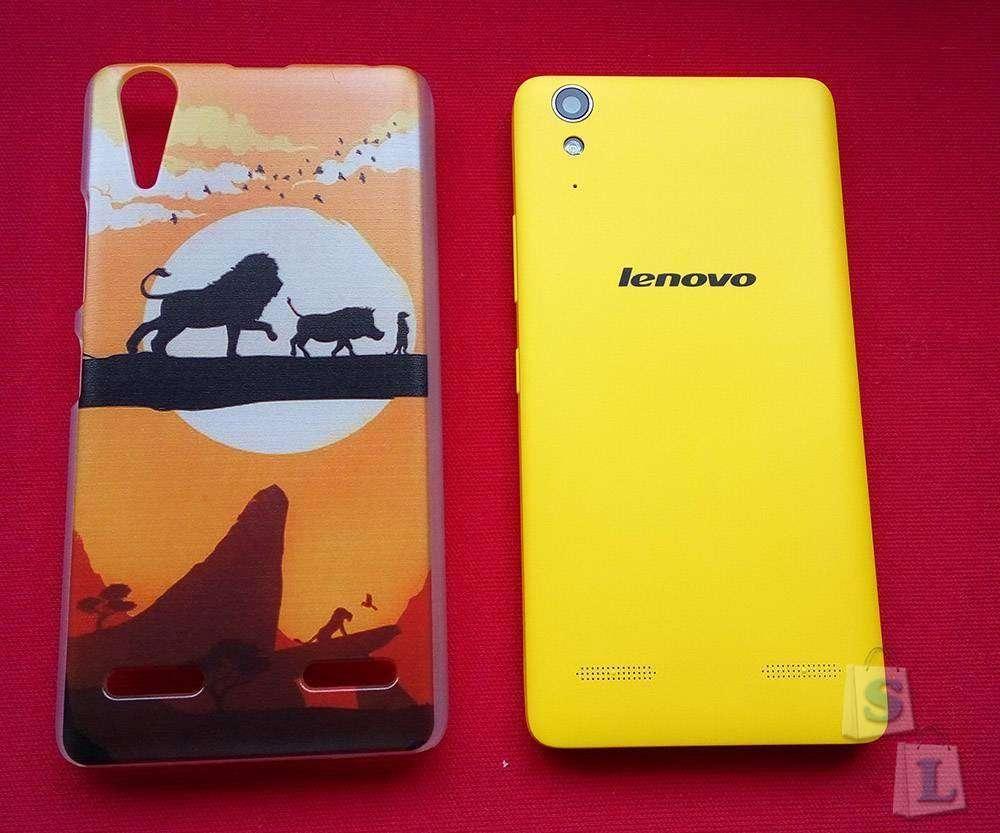 TinyDeal: Lenovo K3 K30T взамен заказанного Lenovo K3 K30W + много одежки для него.