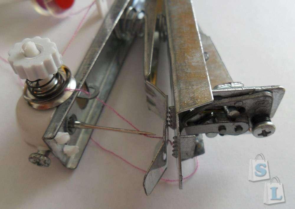 TinyDeal: Ручная швейная машинка