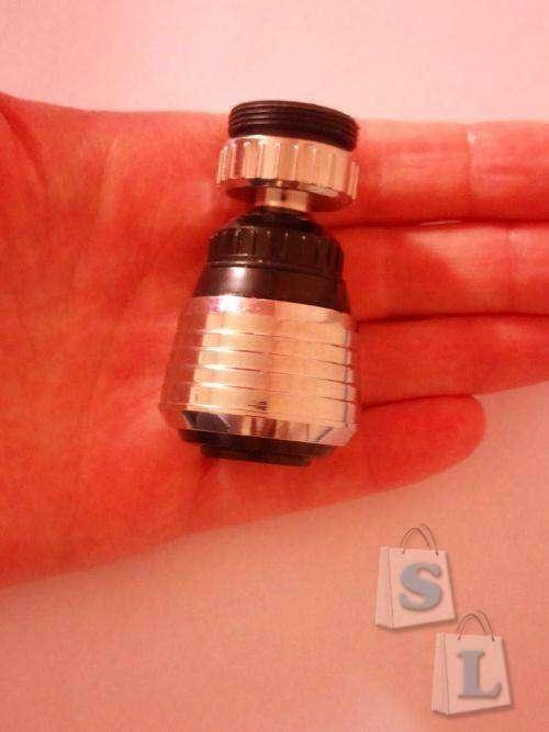 TinyDeal: Удобная насадка на смеситель
