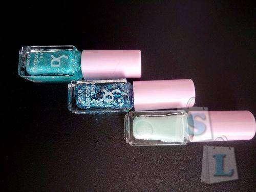 TinyDeal: Набор из трех лаков для ногтей.
