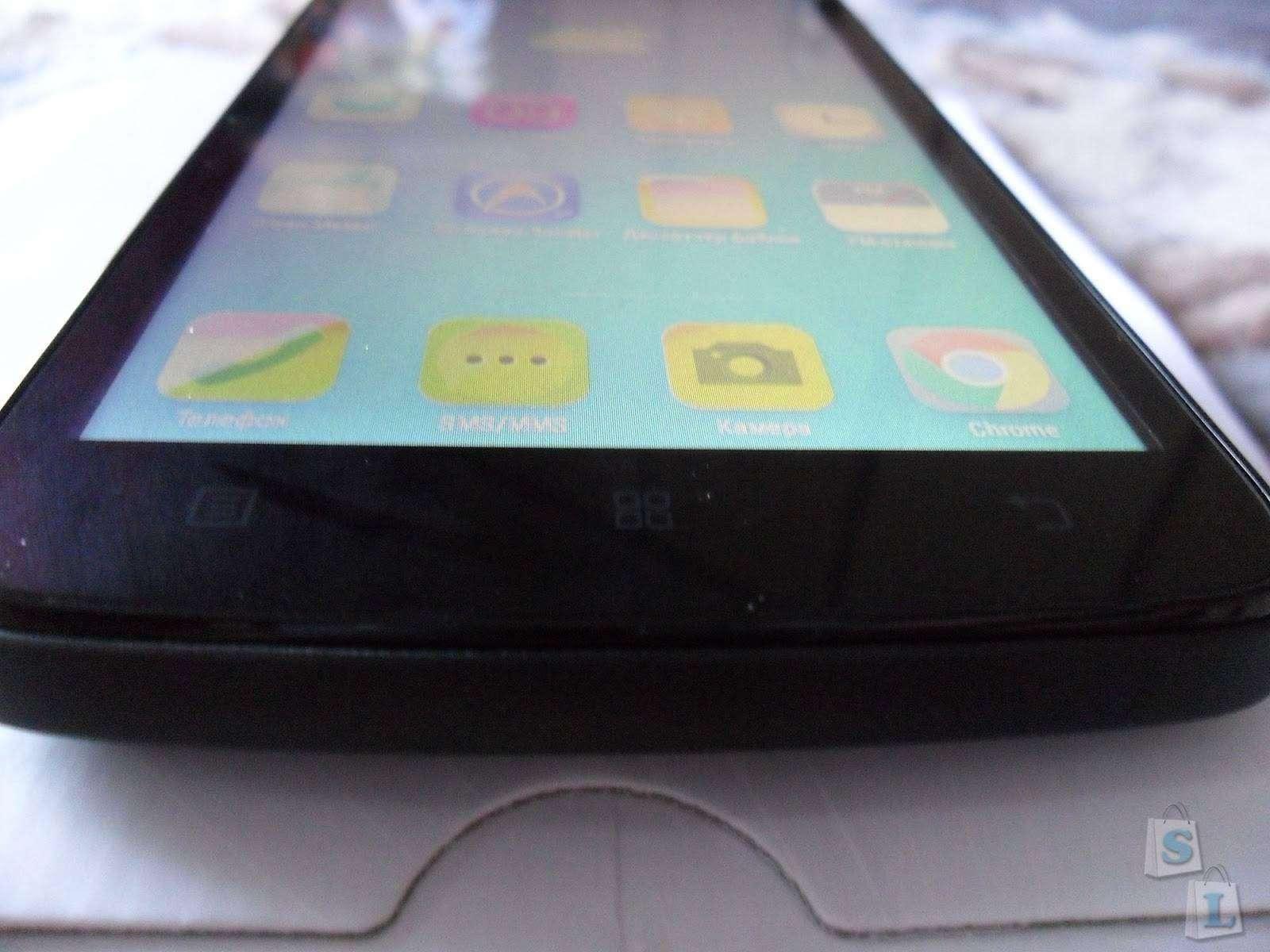 TinyDeal: Lenovo A399 5-дюймовый бюджетный смартфон