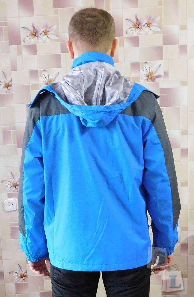 Banggood: Outdoor Cycling Men Jacket Windproof Hooded