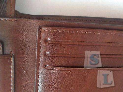 Aliexpress: Мужской НЕ кожаный бумажник Fuerdanni