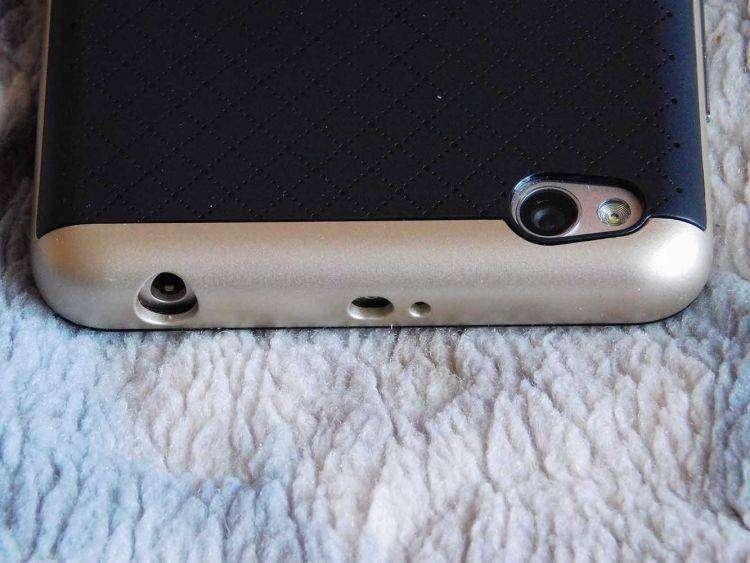 Aliexpress: Бампер для Xiaomi Redmi 3