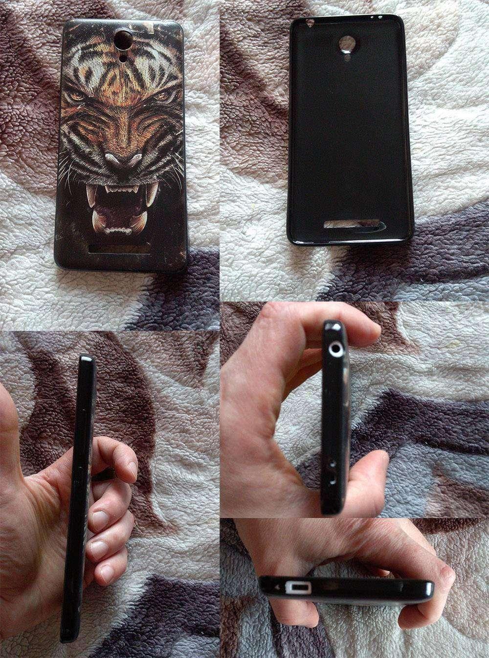 Aliexpress: Два силиконовых бампера для Xiaomi Redmi Note 2