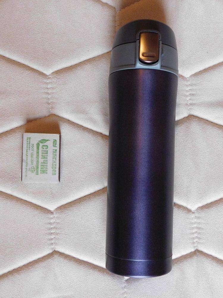 Banggood: Фляжка-термос на 500мл