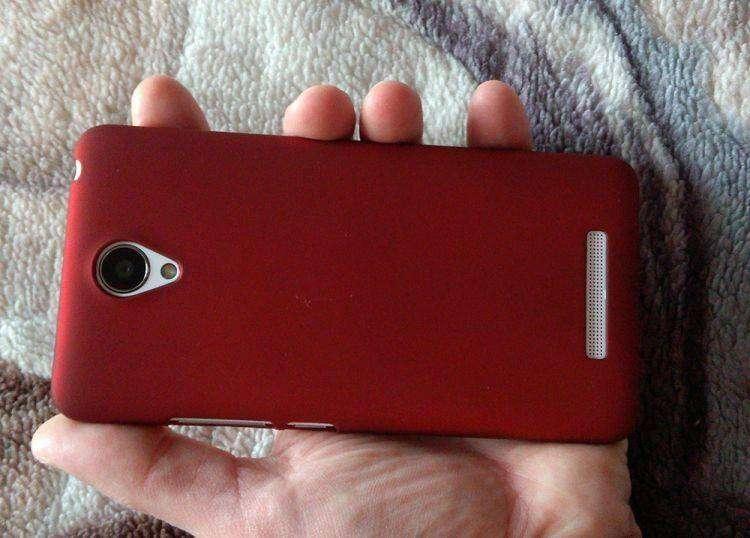 Aliexpress: Бюджетный бампер для Xiaomi редми Note 2