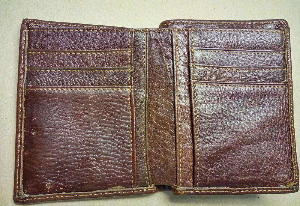 Banggood: Dragon Design Genuine Leather Men's Wallet