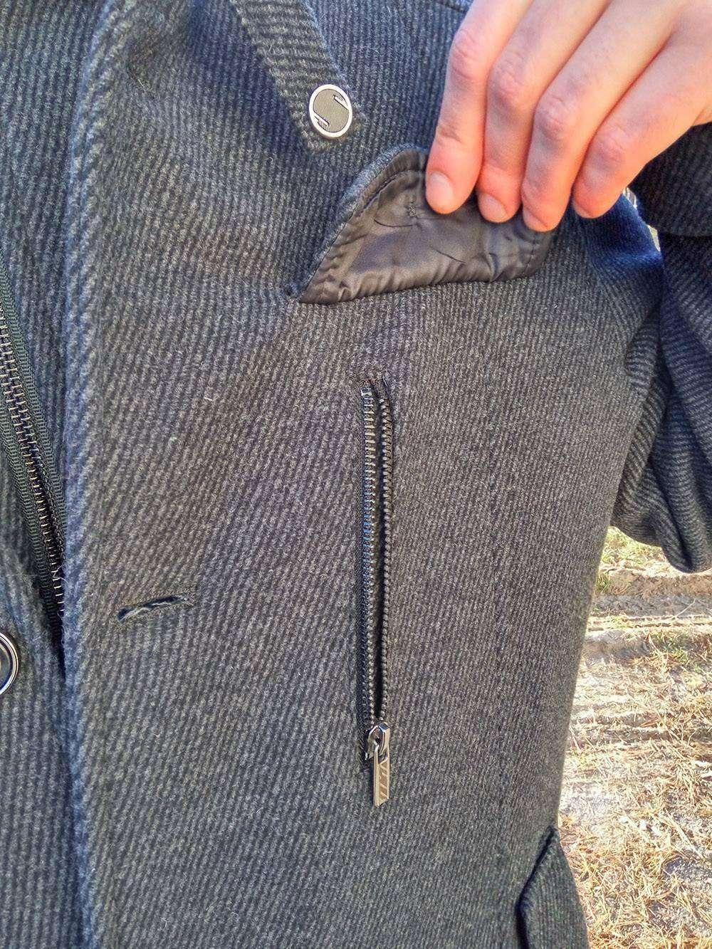 Aliexpress: Хорошее пальто из Китая
