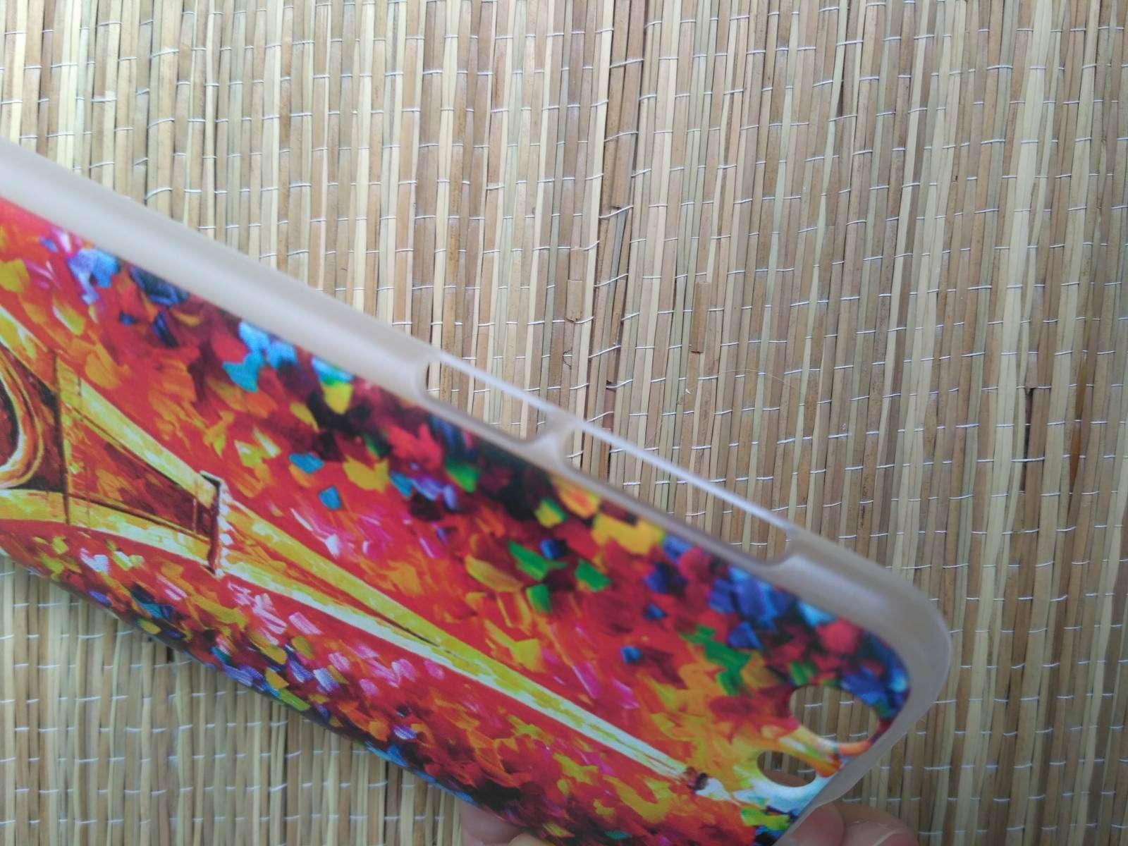 Aliexpress: Цветной бампер для Cubot Note S