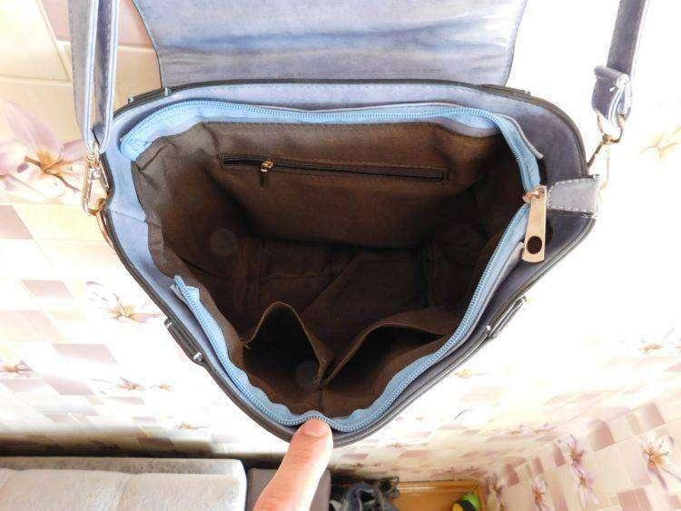TinyDeal: Оригинальная женская сумочка
