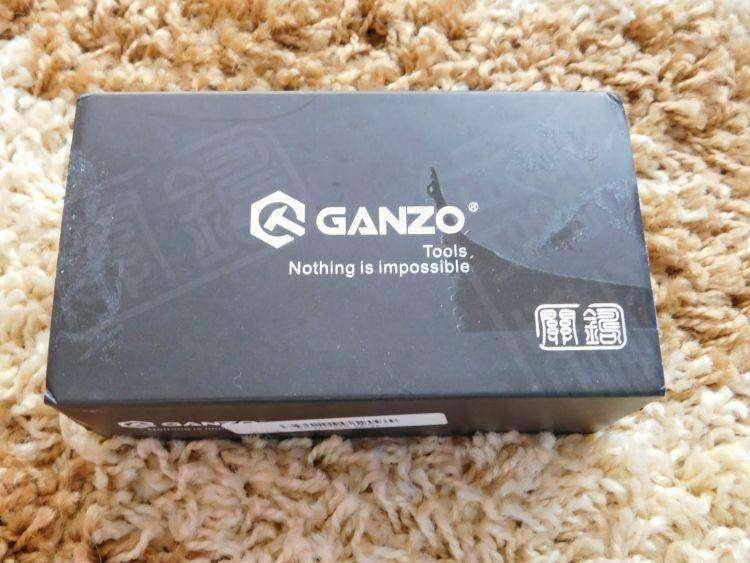 Banggood: Красавчик Ganzo G302B
