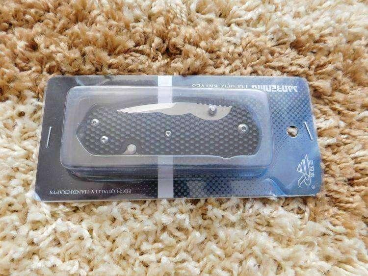 Banggood: Классный нож SANRENMU 7045LUC-PH-T4