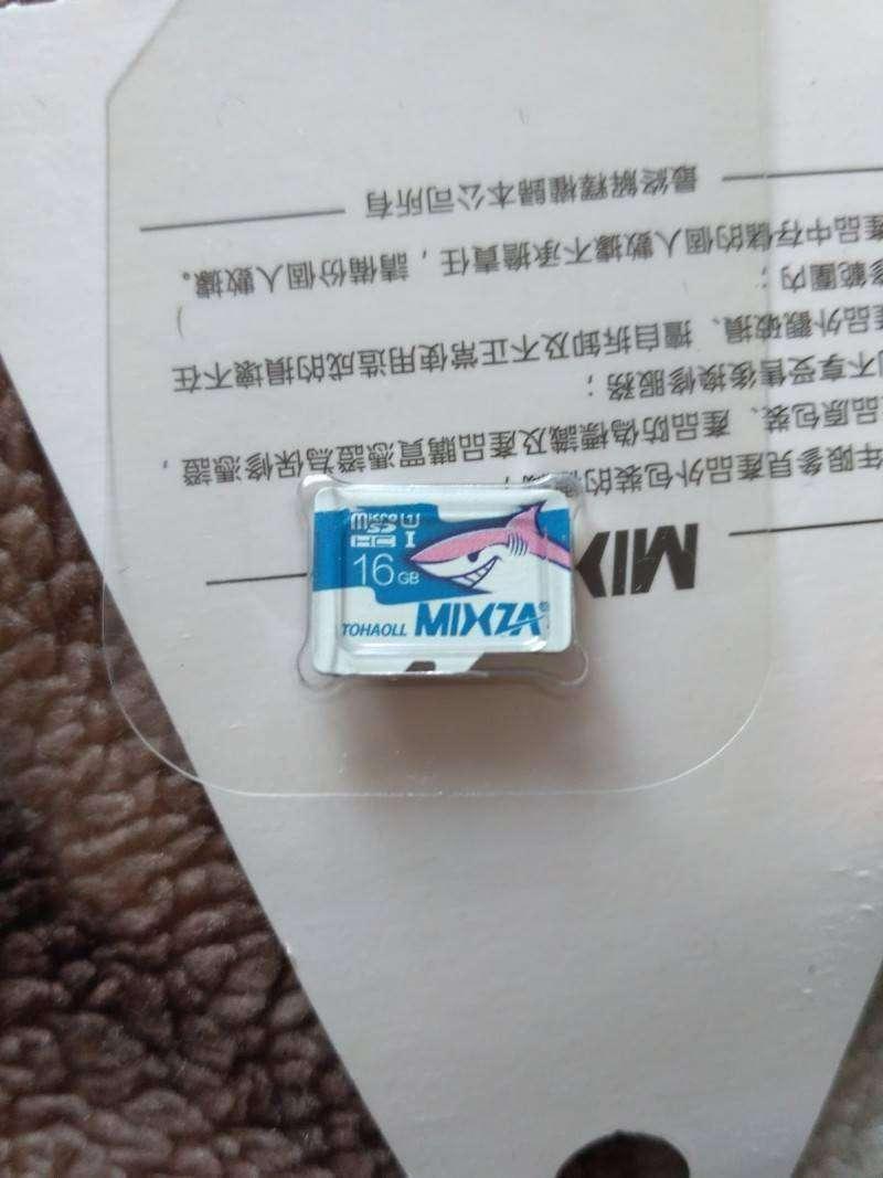 GearBest: MIXZA TOHAOLL 16GB Micro SD Memory Card