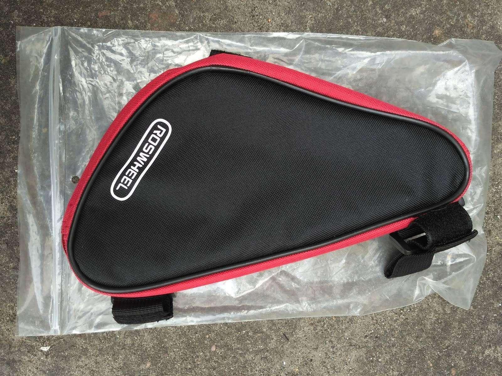 CNDirect: Треугольная вело сумка