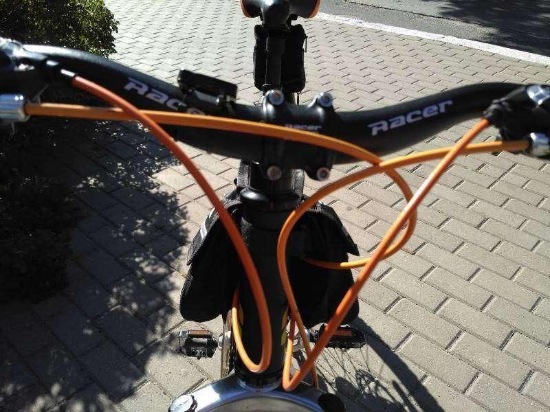 GearBest: Простенькая велосумка на раму