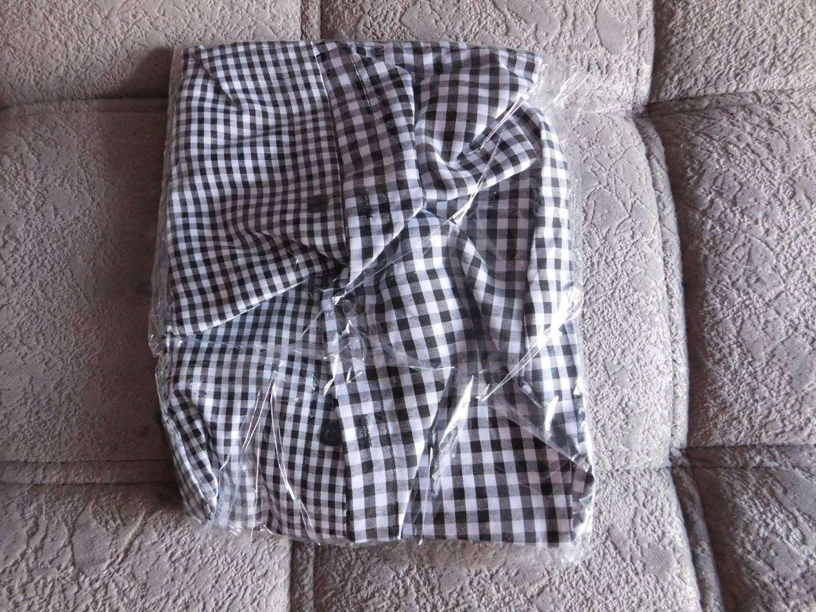 Dresslink: Женская рубашка в клетку