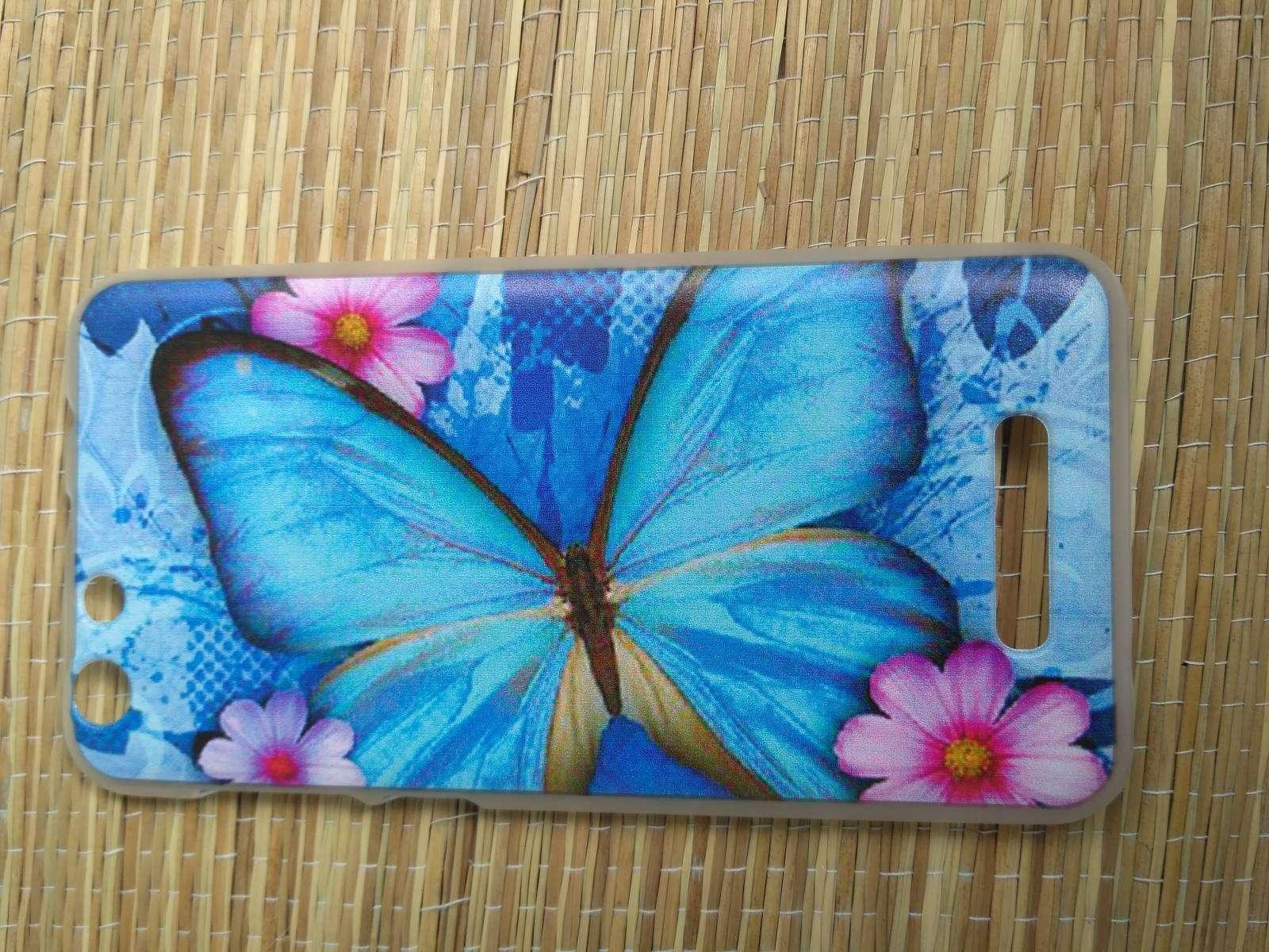 Aliexpress: Бампер с бабочкой для CUBOT NOTE S