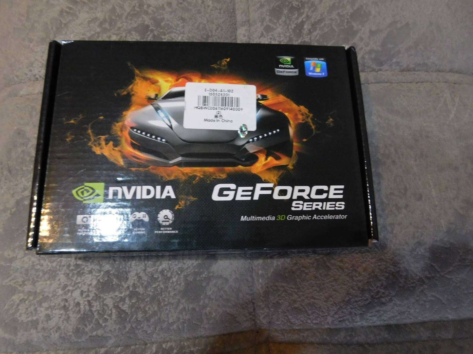 GearBest: NVIDIA GT9800 или 8800 GTS