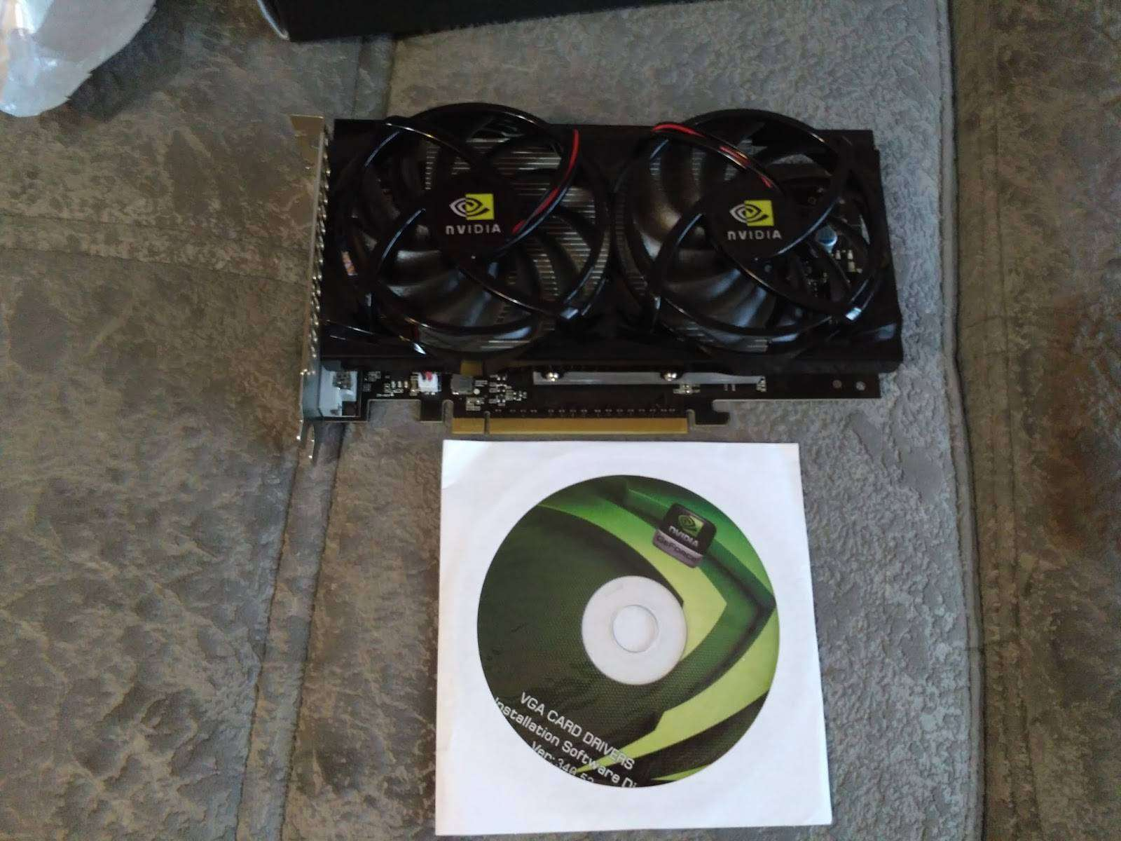 GearBest: NVIDIA GT9800 или 8800 GTS