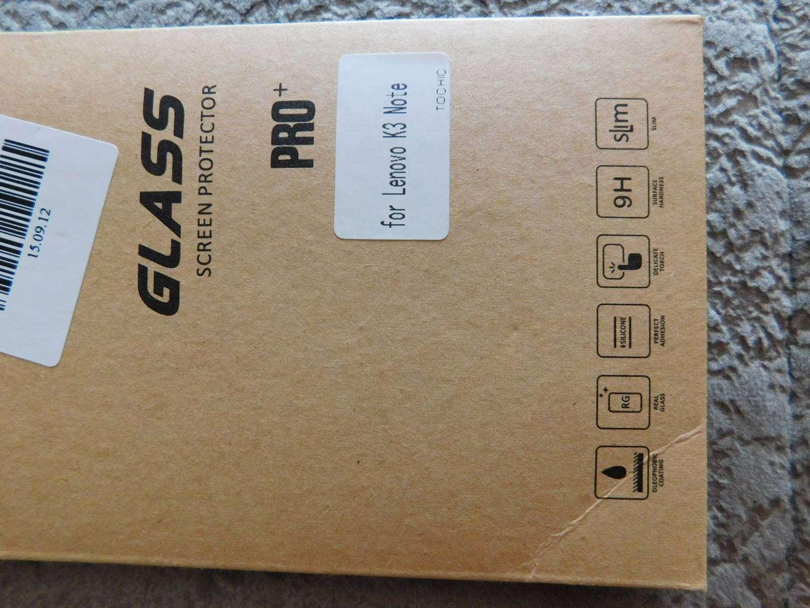 GearBest: Защитное стекло  Lenovo K3 Note даром