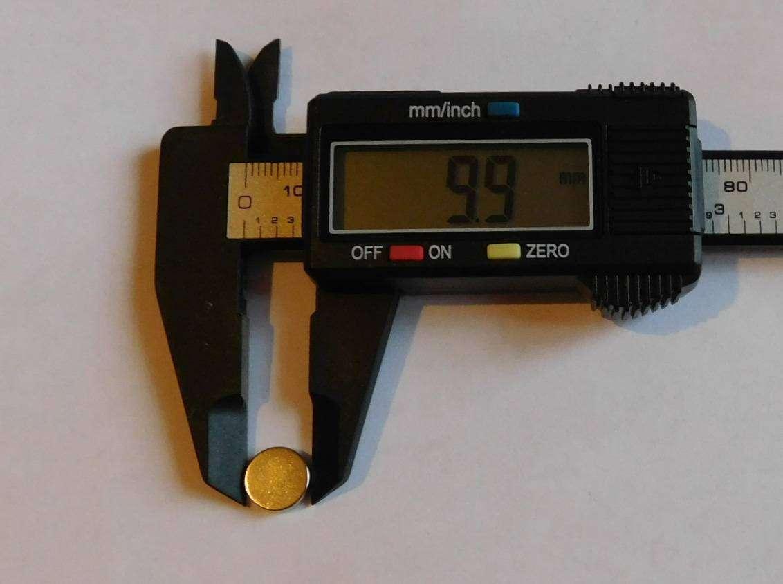 GearBest: Комплект из 50 шт неодимовых магнитов