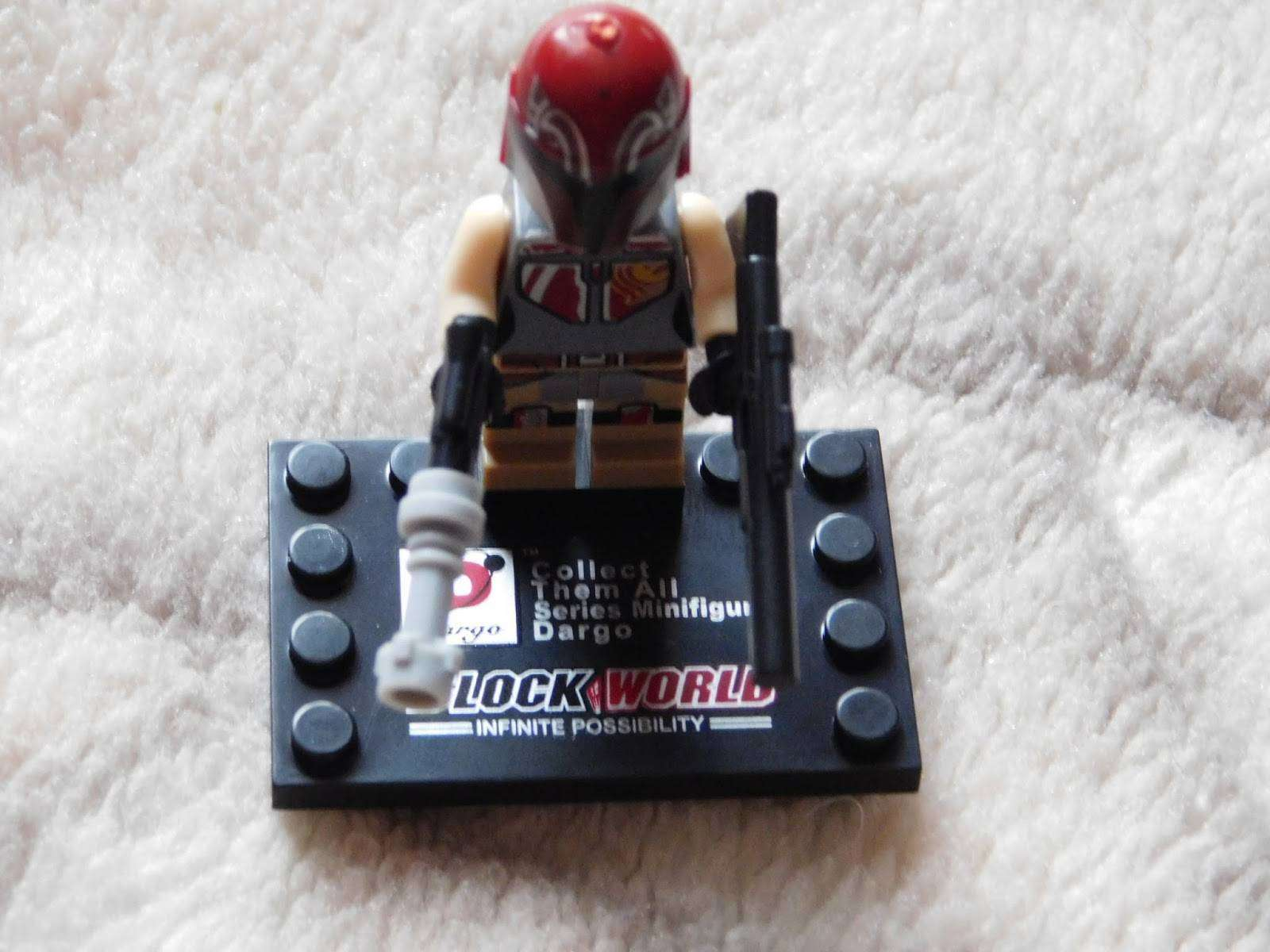 GearBest: Мини LEGO из серии Star Wars