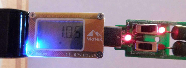 Aliexpress: USB нагрузка на 1A -2A -3A за  />.77