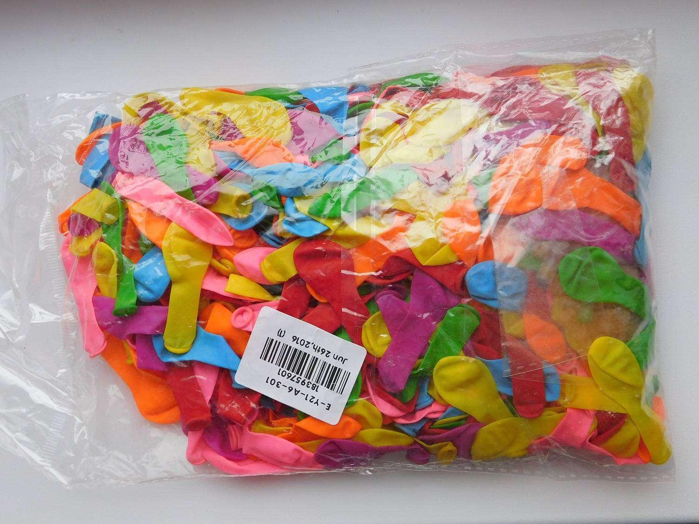 GearBest: Набор из 500Pcs мелких шариков для водяной войнушки