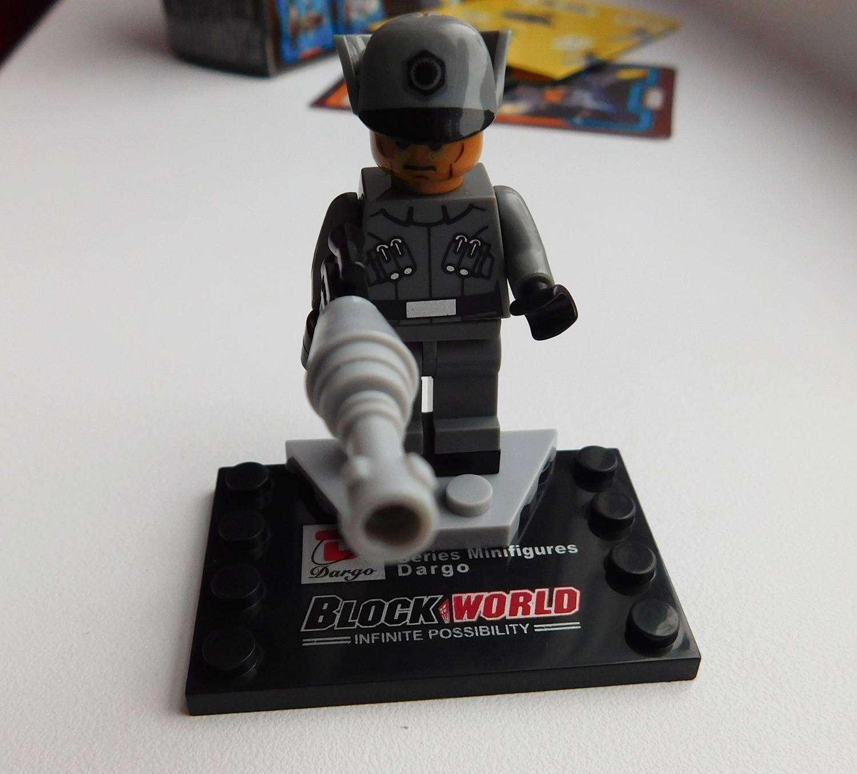 GearBest: Мини конструктор лего из серии  Dargo