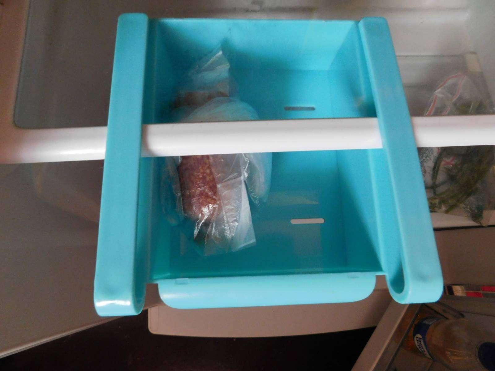 GearBest: Дополнительный ящик полка в холодильник