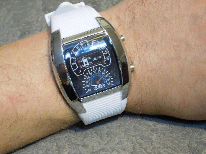 GearBest: Часы спидометр