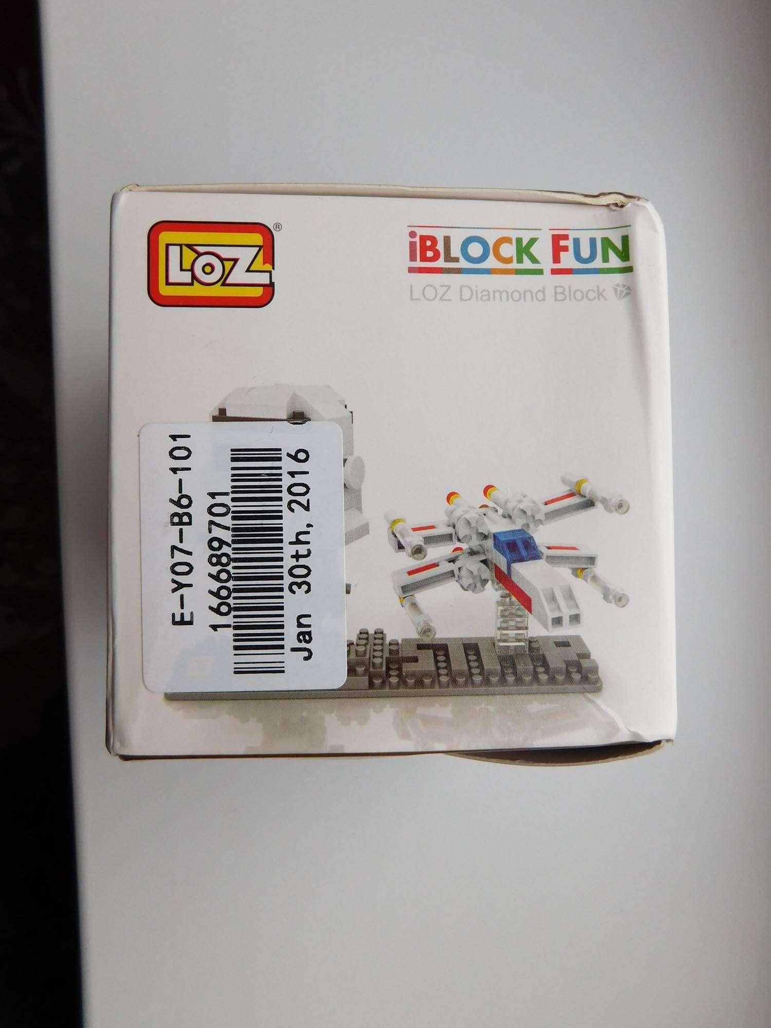 LOZ Обучающая развивающая игра 360 Pcs