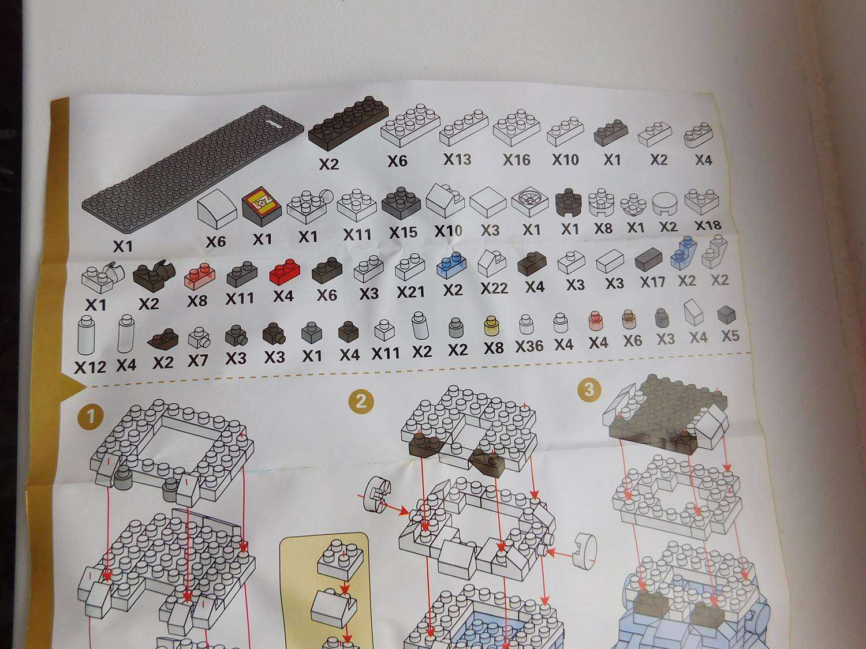 GearBest: LOZ Обучающая развивающая игра на 360Pcs