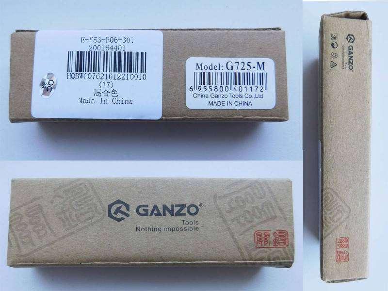 GearBest: Малыш Ganzo G725M