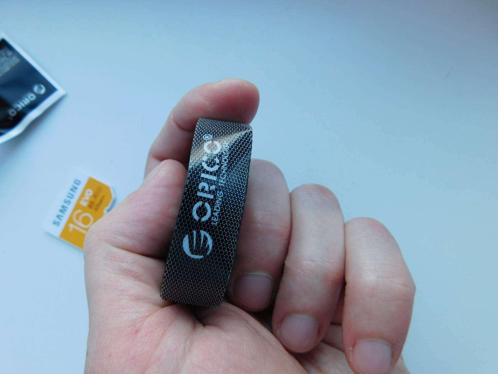 GearBest: Удобная, недорогая стяжка для проводов - ORICO CBT